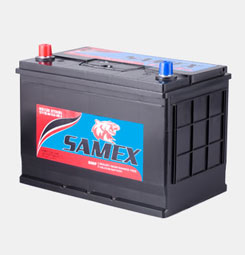 samex-car battery for sale